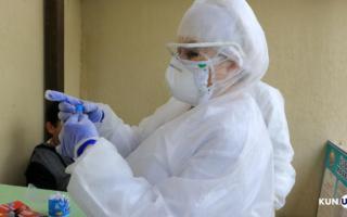 Toshkentda nishonlangan tug'ilgan kunda 13 kishi koronavirus yuqtirib oldi