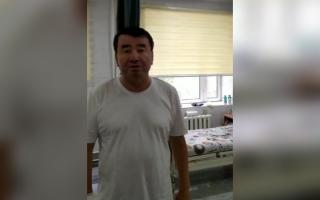 Video: Koronavirusga chalingan Surxondaryo hokimi o'zining ahvoli haqida ma'lumot berdi