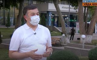 """""""Surxondaryo va vodiy viloyatlaridagi epidemik vaziyat alohida xavotir uyg'otmoqda"""" — Behzod Musayev"""