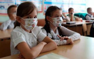 COVID-19 пандемияси даврида мактабларга қўйиладиган санитария талаблари маълум қилинди