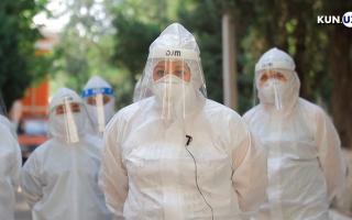 Бош прокуратура Тошкент вилояти бош инфекционисти ҳибсга олингани юзасидан расмий баёнот берди
