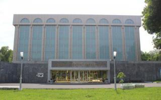 Ўзбекистон давлат санъат музейи биносини реконструкция қилиш лойиҳаси концепцияси тасдиқланди