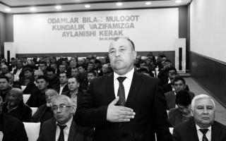 Миришкор ҳокими Ғайрат Бегалиев икки томонлама пневмония оқибатида вафот этди