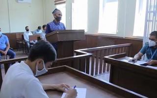 Косонсойда 8 нафар маҳкум муддатидан аввал озод этилди (видео)