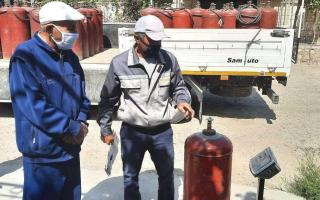 Ромитанда 7270 нафар аҳоли суюлтирилган газ билан таъминланади