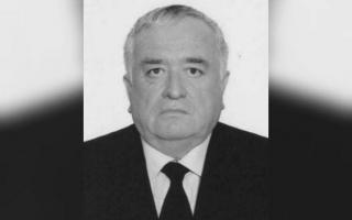 Шуҳрат Ғаниевнинг акаси Авазбек Ғаниев вафот этди