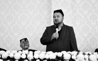 Тошкент вилояти бош имом-хатиби Хайрулла Турматов вафот этди