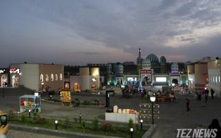 Наманганда 123 млн долларлик лойиҳа асосидаги тематик парк фаолияти йўлга қўйилди (фото)