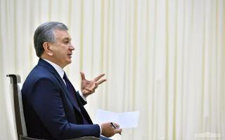Президент Ўзбекистонда энг сара ўзбек кинолари 100 талиги тузиш таклифини берди