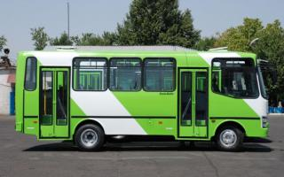 Тошкентда йўловчи автобус «столба»га урилиши оқибатида 5 киши жароҳатланди