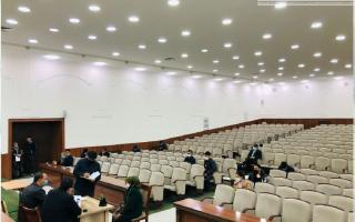 Қўрғонтепада туман прокурори ўтказган қабулда 10 та мурожаат ҳал этилди