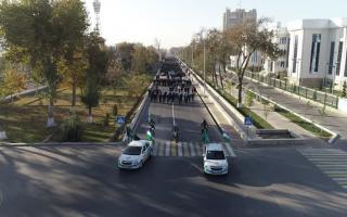 Бухорода «Samarkand Half Marathon» хайрия марафони бўлиб ўтди