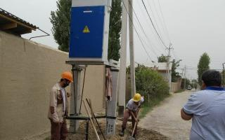 Наманган шаҳридаги бешта маҳаллага электр тармоғини яхшилаш мақсадида 6 та трансформатор ўрнатилди