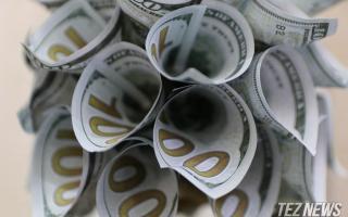 Ўзбекистонда долларнинг расмий курси яна кўтарилди