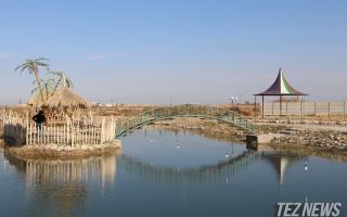 Конимехда 2 минг нафардан ортиқ саёҳни қабул қилувчи экотуризм маркази фаолият юритади