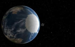 Ерга рекорд даражада яқин масофадан кичик уй ҳажмидаги астероид учиб ўтди — видео