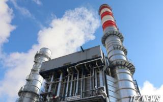 Фоторепортаж: Республикани 10 фоизини электр энергия билан таъминлайдиган Тўрақўрғон ИЭС фаолияти