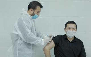 Фото: Ўзбекистонда коронавирус вакцинасининг III фаза клиник синовлари ўтказилмоқда
