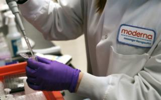 Коронавируснинг оғир формасида «Moderna» вакцинаси самарадорлиги 100 фоизга баҳоланди