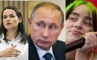 «Bloomberg» 2020 йил учун «Йил одамлари» рейтингини тузди