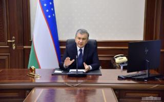 Президент Ўзбекистонда ишлаб чиқарилаётган автобусларнинг нархи хорижникига нисбатан юқори эканини танқид қилди