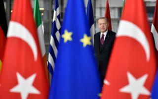Европа Иттифоқи Туркияга қарши санкцияларни қабул қилди