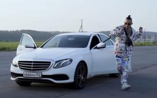 Моргенштерн «Mercedes»ни ғолибга топшириш учун Ўзбекистонга учиб келди — видео