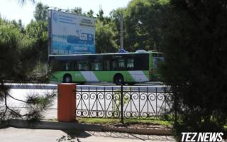 Тошкентда автобус йўналишлари нима сабабдан қисқартирилгани маълум бўлди