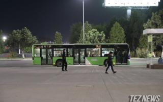 Тошкентда ноябрь ойида энг кўп йўловчи ташиган автобус йўналишлари — рейтинг