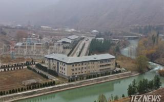 Фоторепортаж: Марказий Осиёдаги энг баланд сув омбори ва «Тўполанг» ГЭС фаолияти