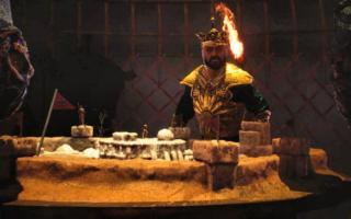 Ўзбекистонда «Мангу саркарда» номли илк тарихий видео ўйин яратилди — видео