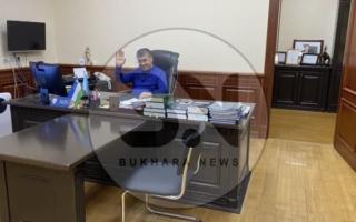 Бош прокурор устидан Президентга мурожаат йўллаган Бухоро прокурори лавозимига тикланди