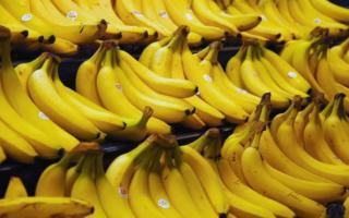 Ўзбекистон 2020 йилнинг 11 ойи давомида қанча миқдорда банан импорт қилгани маълум бўлди