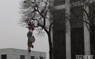 Ўзбекистонда 30 декабрь куни кузатиладиган об-ҳаво маълумоти эълон қилинди