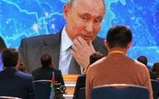 Путин дунё бўйлаб кузатилаётган қашшоқлик ҳақида гапирди