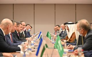 Ўзбекистон энергетика вазири Саудия Арабистони инвестициялар вазири билан музокара ўтказди