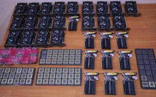 Ўзбекистонга 100 млн сўмлик компьютер эҳтиёт қисмларини ноқонуний олиб кираётганлар ушланди