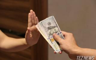 Коррупцияга қарши курашиш бўйича 2021–2025 йилларга мўлжалланган миллий стратегия лойиҳаси ишлаб чиқилди