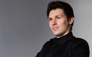 Павел Дуров Telegram канали бор президентлар рўйхатини эълон қилди