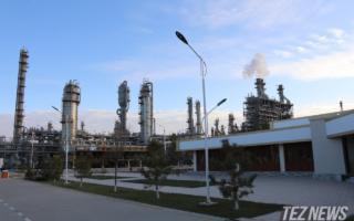 Ўзбекистонда 2020 йилда газ ишлаб чиқариш ҳажми камайгани маълум бўлди