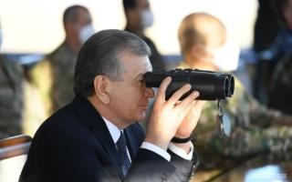 «Бугунги Қуролли кучларимиз беш йил олдинги армия эмас» — Шавкат Мирзиёев