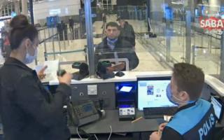 Истанбул аэропортида сохта паспорт билан хорижга учмоқчи бўлган ўзбекистонлик ИШИД аъзоси қўлга тушди — видео