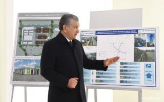 Олот–Тошкент темир йўл қатнови қайта тикланади — Президент