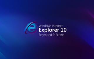 Internet Explorer Windows'дан бутунлай ўчиб кетади