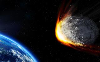 Март ойида диаметри бир километрдан каттароқ астероид Ерга яқин масофадаучиб ўтади