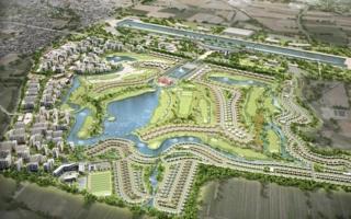 Жанубий Корея компанияси Самарқандда йирик гольф комплекси қуриши маълум қилинди