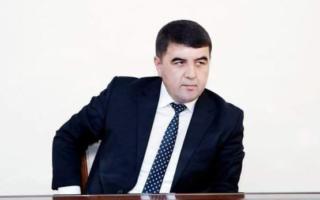 Шавкатжон Абдураззоқов сенатор этиб сайланди