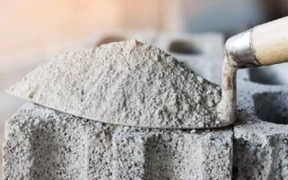 Ўзбекистонда сўнгги 3 ойда қанча цемент ишлаб чиқарилгани маълум қилинди