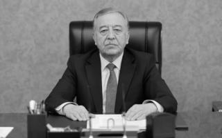 Президент маслаҳатчиси Рустам Қосимов вафот этди