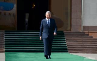 Президент Тожикистон пойтахти Душанбе шаҳрига жўнаб кетди